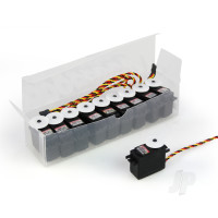 HS645MG Bulk Box (10pcs Servo In Box)