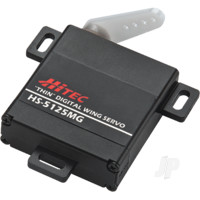 HS5125MG Digital Wing Servo 10mm Thickness