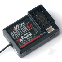 Proton 4e Telemetry 2.4GHz 4-Ch Receiver