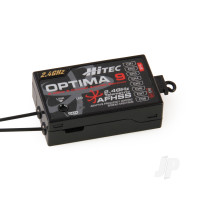 Optima 9 2.4GHz AFHSS Telemetric 9ch Full Range