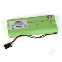 Tx Battery Pack NiMH 7.2V 2000mAh Aurora 9x