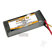 [Replaced by 2510482] LI-BATT FX 3/1-3200 11.1V (M6) 157371