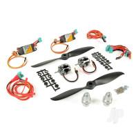 TwinStar BL Brushless Power Set