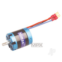 HIMAX Brushless Outrunner C 2816-1220 with accessories (333017)