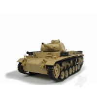 1:16 German Tauch Panzer III (2.4GHz+Shooter+Smoke+Sound)