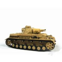 1:16 German Panzer IV F1 Tank (2.4GHz+Shooter+Smoke+Sound)