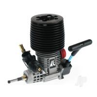 28 Car ABC Rear Exhaust incl. Pull-start (SG-Shaft)