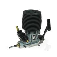 32 Car ABC Rear Exhaust incl. Pull-start (SG-Shaft)