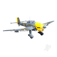 JU-87 Stuka Giant Scale 2.286m (90in) (40-50cc) (SEA-284)