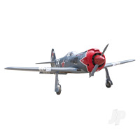 Yak-3U Steadfast 20cc 1.6m (63in) (SEA-270)