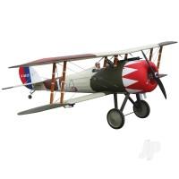 Nieuport 28 1/5 Scale (20cc) 1.72m (68in) (SEA-303)