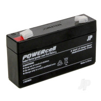 6V 1.2Ah Powercell Gel Battery