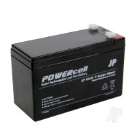 12V 7Ah Powercell Gel Battery