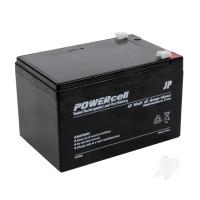 12V 12Ah Powercell Gel Battery