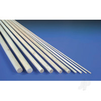 1/2in Balsa Dowel (36in long) (13 x 930mm )