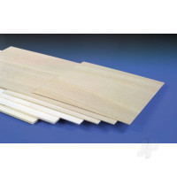 3mm (1/8in) 600x300mm Light Ply (Gos)