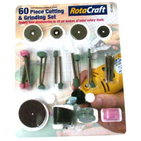 R/C9005 60pc Cutting & Grinding Set