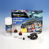 SP10K Easy-To-Use Airbrush Kit