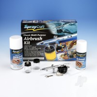 SP50K Multi Purpose Airbrush Kit (Dual Action)