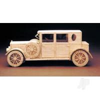 Matchbuilder Hispano Suiza Car