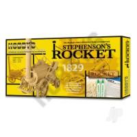 Matchbuilder Stephens Rocket Locomotive Kit