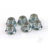 H003 Flange Lock Nut M4 (6)
