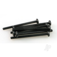 S084 Round Head Self Tapping Screw 3x37 (8)