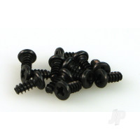 S089 Round Head Self Tapping Screw 2.6x6 (12)