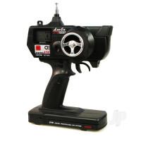 E207 LCD Transmitter 40MHz Fm Steering Wheel