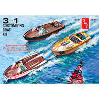 Customizing Boat (3-in-1)
