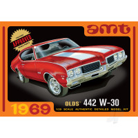 1:25 1969 Olds W-30 442