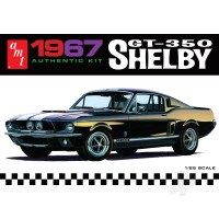 1:25 1967 Shelby GT350 - White