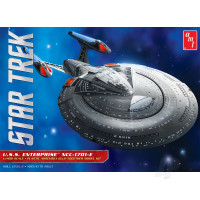 1:1400 Star Trek U.S.S. Enterprise 1701-E