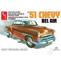 1:25 1951 Chevy Bel Air