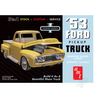 1:25 1953 Ford Pickup