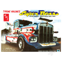 1:25 Tyrone Malone Kenworth Super Boss Drag Truck
