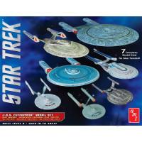 1:2500 Star Trek U.S.S. Enterprise Box Set - Snap