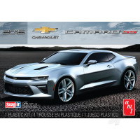 1:25 2016 Chevy Camaro SS Snap Kit (Red)