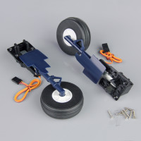 Main Landing Gear Set (Legs + wheels + Retract) (for F4U)