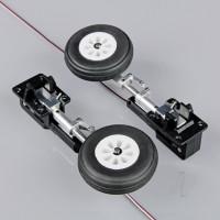 Main Landing Gear Set (Leg + Wheel + Retract) (for F15)