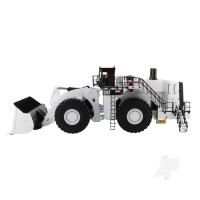 1:50 Cat 994K Wheel Loader - Coal Bucket Version in White