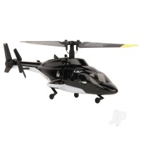Scale F150 v2 RTF Flybarless Helicopter, Mode 2
