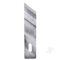 #19A Angled Chisel Blade, Shank 0.345