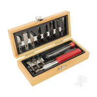 Woodworking Set, Wooden Box (Boxed)