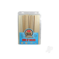 Box O'Balsa, Large (random sizes, 3 lb box)