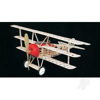 Fokker Triplane (Laser Cut)