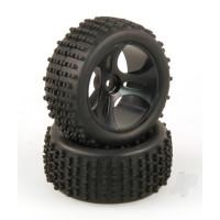 Wheels & Tires, Left & Right (Animus 18TR)