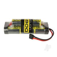 NiMH 9.6V 1800mAh 8-Cell Hump, HCT Plug