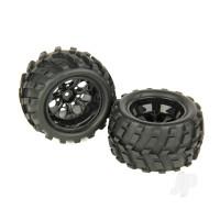 Wheel and Tire Set (Animus 18MT)