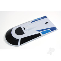 Painted Cover with Latch, Blue (Rivos)